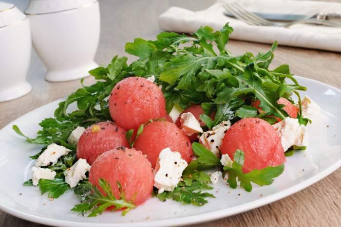 Самые необычные салаты рецепт с фото