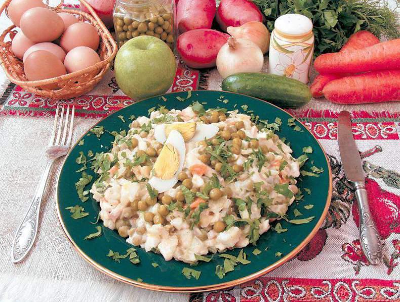 Фото видео описанием приготовления сто один салат рецепты полезны сначала